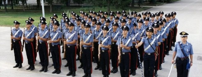 Concorso per 546 allievi marescialli carabinieri: scadenza 9 dicembre 2016