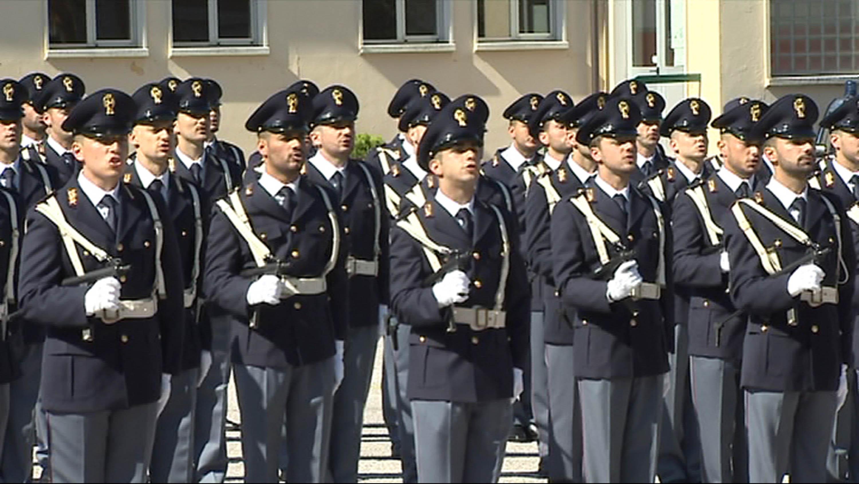 Concorso per 1148 Allievi agenti di Polizia