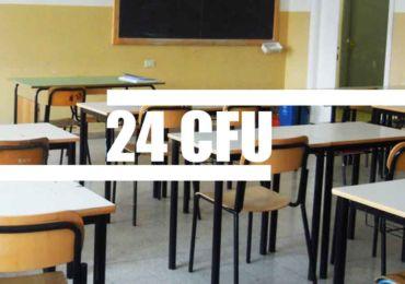 24 CFU REQUISITO FONDAMENTALE – CONCORSO DOCENTI 2018