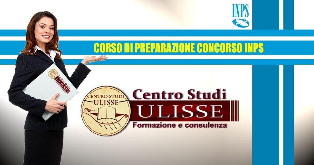 CORSO DI PREPARAZIONE AL CONCORSO INPS - FASE LOGICA
