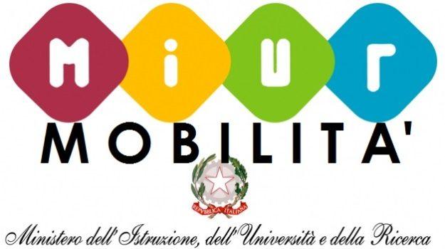 MOBILITA' 2019: TITOLI VALUTABILI.