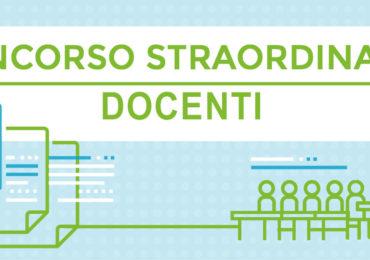 CONCORSO STRAORDINARIO DOCENTI: LA STRADA PER L'ABILITAZIONE ALL'INSEGNAMENTO