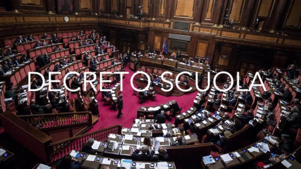 AGGIORNAMENTO GRADUATORIE D'ISTITUTO: POSSIBILE RINVIO AL 2021.