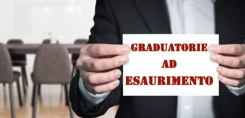Graduatorie ad esaurimento: domande entro il 3 luglio per scioglimento della riserva e altri titoli