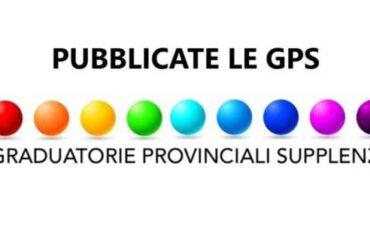 GPS 2020/2022: LE PROVINCE CHE HANNO PUBBLICATO.