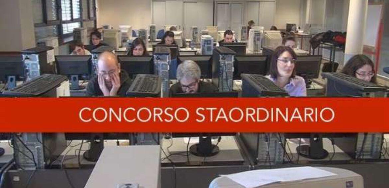 CONCORSO STRAORDINARIO: CORREZIONE DA REMOTO. VALUTAZIONE TITOLI SOLO AL SUPERAMENTO DELLA PROVA.