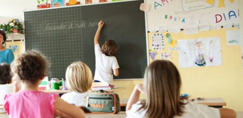 CAMPANIA: DAL 9 DICEMBRE IN CLASSE ALUNNI SECONDO ANNO SCUOLA PRIMARIA