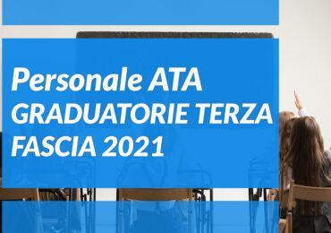 Graduatorie ATA terza fascia nuovi inserimenti e aggiornamento: Ministero propone dal 1° febbraio al 2 marzo