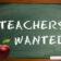 Graduatorie esaurite: necessari docenti per classi di concorso BD02, A027, A040, A012 e A050.