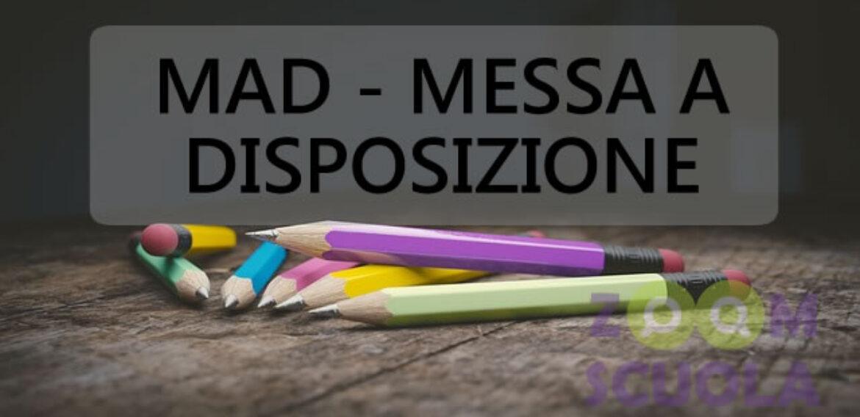 MAD ATA provincia autonoma di Trento: dal 20 maggio al 10 giugno 2021